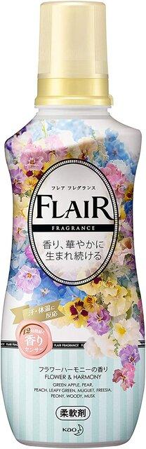 フレアフレグランス/フラワー&ハーモニーの香り