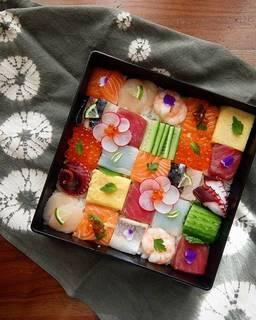 【ひな祭り】モザイク寿司、ちらし寿司ケーキで食卓を鮮やかに♡桃の節句に作りたいおしゃれちらし♡