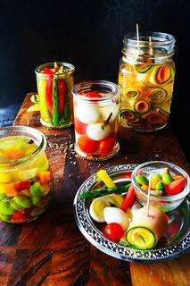 【簡単作り置きレシピ】夏野菜を使ってオシャレなピクルス♡作ってみませんか?