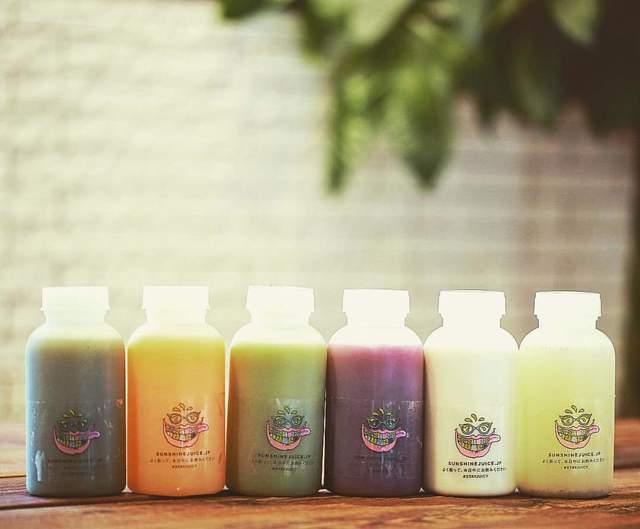 Sunshine Juice TOKYO (4077)