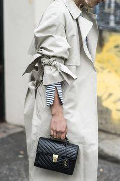London Fashion Week's Street Style Stars Have an Eye for Details | ジュエリー、スタイル、ファッションウィーク (21106)