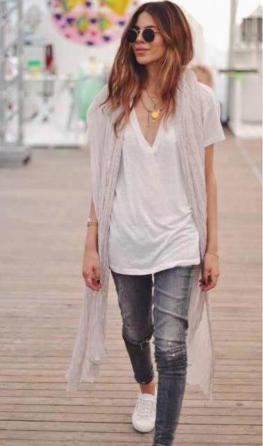 15 Charming Outfit Ideas for a Casual First Date | アレキサンダー・ワン、カジュアル、ファッションのアイデア (21885)