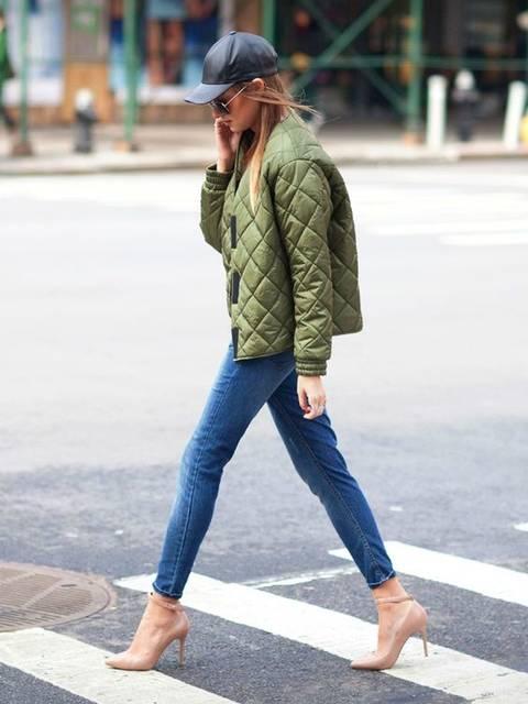 8 Great Sporty Street Style Looks ... → Streetstyle | Fashion I Love | Pinterest | スポーティー、サングラス、ファッションフォトグラフィー (23481)