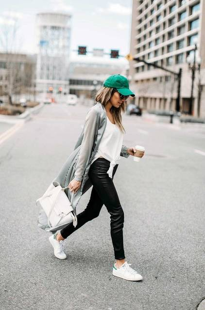 Fitting Room Diaries: Spring Finds Under $200 – Hello Fashion | Street Fashion | Pinterest | 四季、レザー、トレンチ (23743)