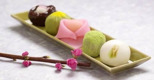 japanese and wagashi image on We Heart It (25779)