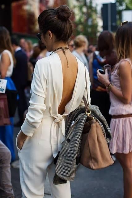 "STREETSTYLE BLACKLESS STYLE 2014 / TENDENCIAS: ESPALDAS AL AIRE 2014 FASHION TREND 2014 SHOW YOUR BACK ""Luce tu espalda"" | My style <3 | Pinterest | ファッション、スタイ… (26072)"