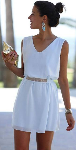 25 Perfect Looks for a Summer Party | 結婚式、かわいい夏服コーデのアイデア、ビーチ (28881)