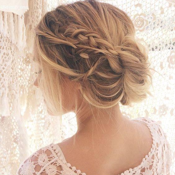 """all macramé everything."" instagram @kristin_ess | messy braid updo | hair | Pinterest | Instagram、長寿ドラマ ドクター・フー、ローレン・コンラッド (28893)"