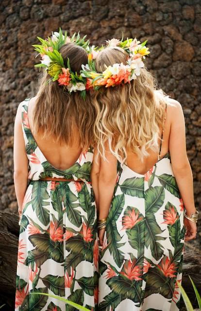 Jolie Maxi Dress ~ Paradise Found | 季節の生花種類、マキシドレス、ビーチ (28895)
