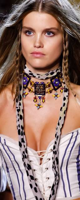 Roberto Cavalli SS-2017 Ready To Wear | Roberto Cavalli | Pinterest | かわいい夏服コーデのアイデア、春、春夏 (29279)