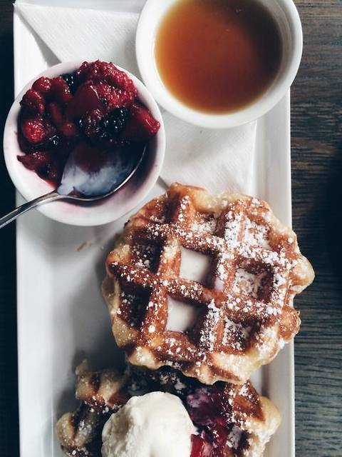 Breakfast at Cafe Medina - Vancouver. | refresh | Pinterest (33178)