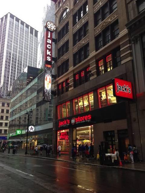ニューヨーク  Jack's 99 Cent Store (ジャックス・99セント・ストア | NYC | Pinterest (33337)