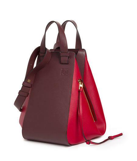 Hammock Bag Oxblood/Rouge