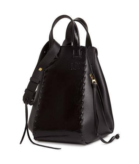 Hammock Laced Bag ブラック