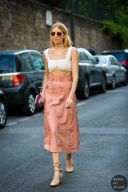 Elena Perminova by STYLEDUMONDE Street Style Fashion Photography | Fashion | Pinterest (36385)