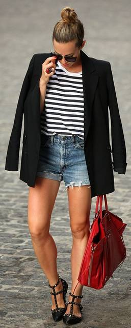 Summer Essentials Outfit by Brooklyn Blonde | Fashion | Pinterest (36453)