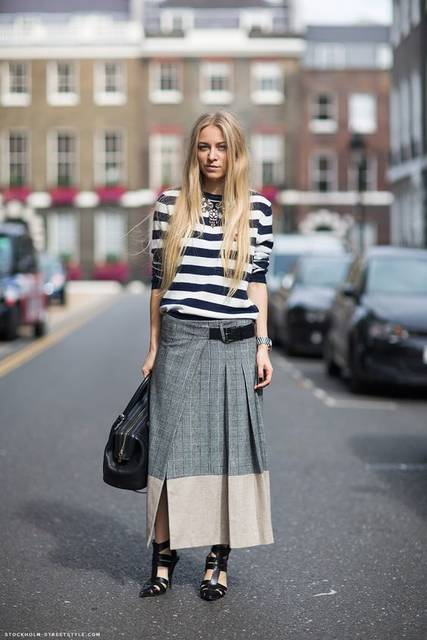 stripes and glen plaid | Fashion | Pinterest (37401)