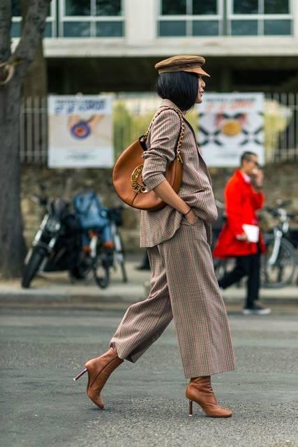 The Best Street Style at Paris Fashion Week | オフィス、レディース ファッション、ネタ (41343)