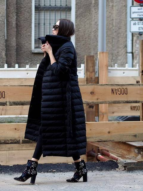 Tuesday´s inspo : puffer coat... - Total Street Style Looks And Fashion Outfit Ideas | The Best Street Style from Around the World | Pinterest (41364)
