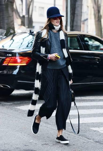 What Vogue Editors Will Wear to New York Fashion Week | ストリートファッション、美、ファッション (41556)
