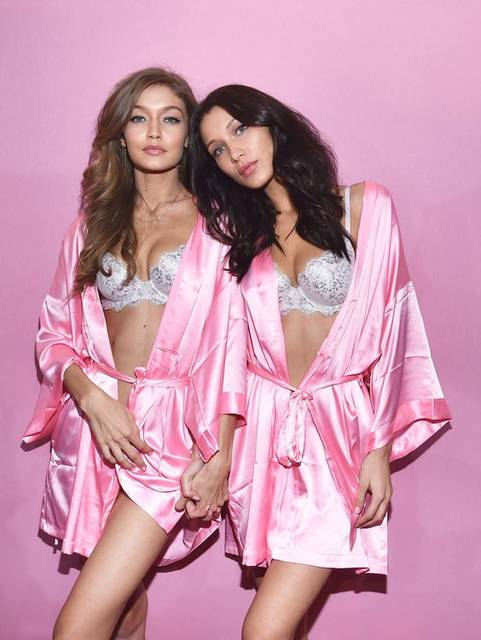 Bella Hadid's First VS Fashion Show, in 5 Photos | ヴィクトリアシークレット、ヴィクトリアシークレットエンジェル、ヴィクトリアズシークレット (42181)