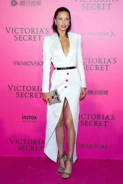 See The Angels' Sexiest Looks At The Victoria Secret Fashion Show After-Party (42186)