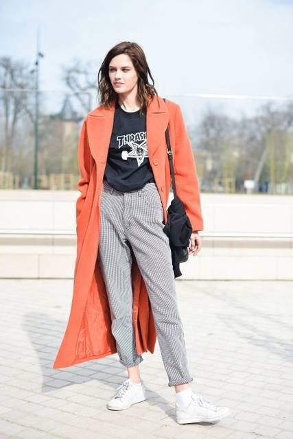 240 Chic as Sh*t Paris Street Style Looks | ドレスアップ (42834)