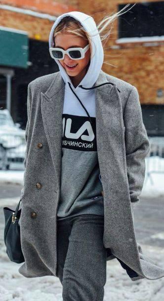 New York Fashion Week, Street Style, Tommy Ton, NYFW, Fila Jumper | Fashion | Pinterest (43019)