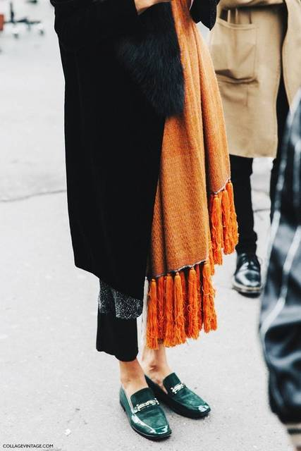 The Season's Chicest Scarves | Accessories | Pinterest | 好きなもの と 好き (43485)
