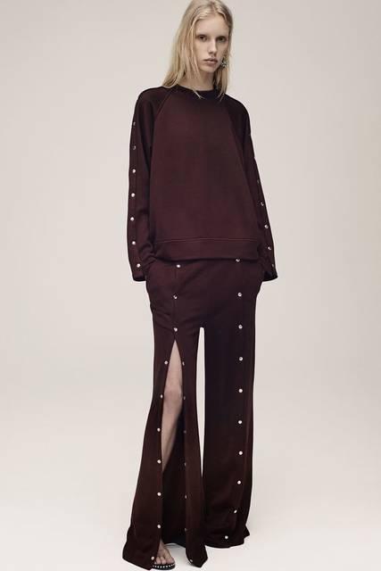 T by Alexander Wang Fall 2017 Ready-to-Wear Fashion Show (44763)