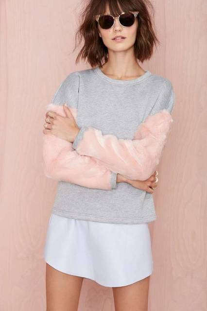 Faux Real Sweatshirt | Fashion Killa | Pinterest | 秋冬、袖、カットソー (44770)