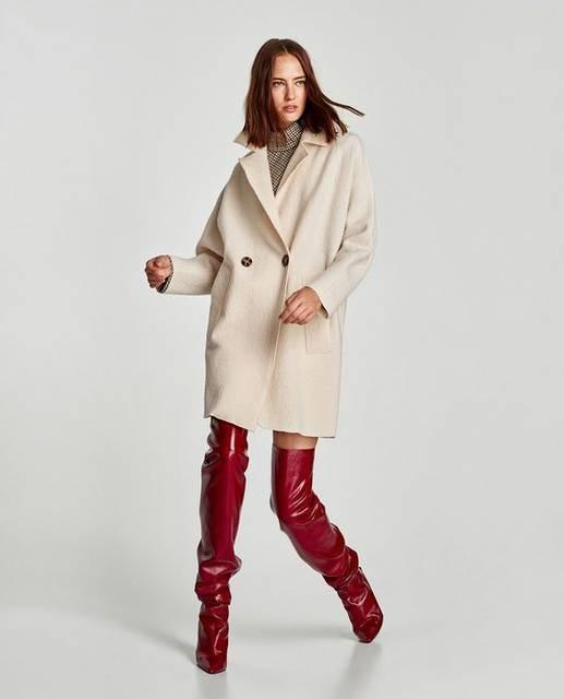 画像 3 の キモノスリーブコート  ザラから | Shoes | Pinterest (45188)