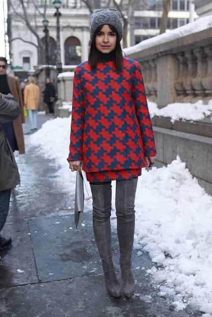 Street Style NYFW | ファッションコーディネート、ワードローブ、ファッションアイデア (45196)