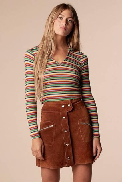 follow me @cushite Brady Bunch Rainbow Shirt – Stoned Immaculate Vintage | Blogging Blogging Blogging! | Pinterest | スタイル と ファッション (45365)