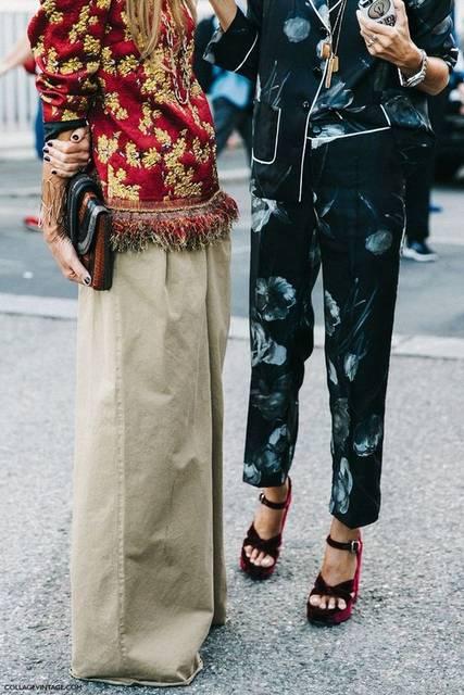 MILAN FASHION WEEK STREET STYLE #3   トレンド コーデ、ファッションアイデア、おしゃれ (46141)