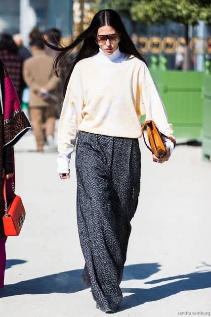 Paris Fashionweek SS 2016, day 3   Style Check   Pinterest (46164)