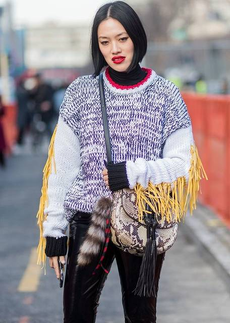 The Best NYFW Street Style From The Fall 2017 Season (46194)