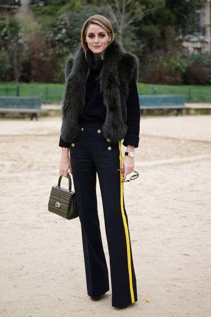Pop sailor pants with fur | Picture Perfect | Pinterest | パレルモ、ファッションのアイデア、オフィスウェア (46243)