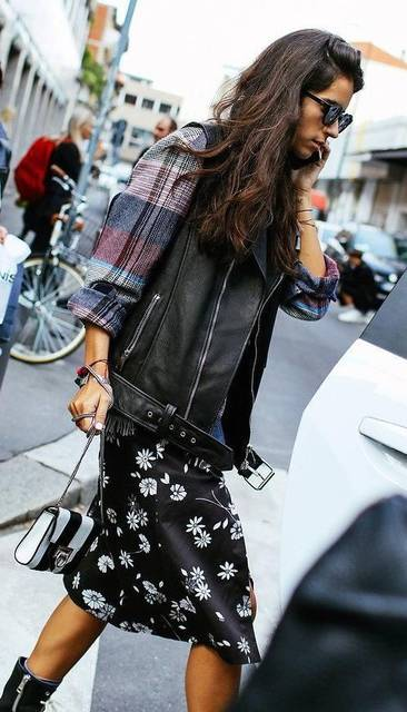 Phil Oh's Fashion Week Street Style: Spring 2016 Ready-to-Wear (46248)
