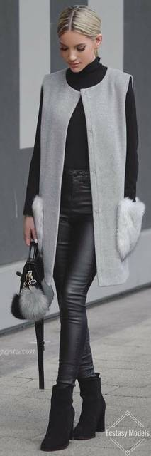 Fashionable Fall Outfits To Copy From NYC's Stylish Women (46250)