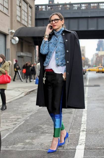 Currently Obsessed With: Jenna Lyons, J.Crew's Creative Director | ファッションアイデア、ファッションコーデ、ファッション (46878)