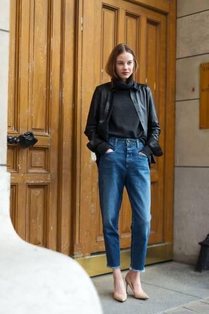 Street Chic: Style from Paris | ストリートファッション、ファッションアイデア、レディース ファッション (46960)