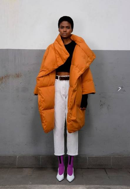 The Domestic Botanist - YearOne Collective - Happy Duvet Coat Terra Cotta | Puffer Jacket&Bomber Jacket | Pinterest (47401)