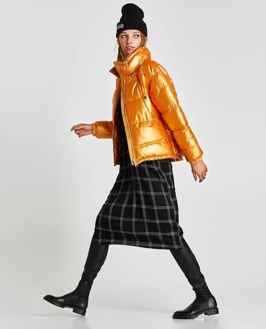 画像 4 の キルティングジャケット  ザラから | Puffer Jacket&Bomber Jacket | Pinterest | Fashion (47994)