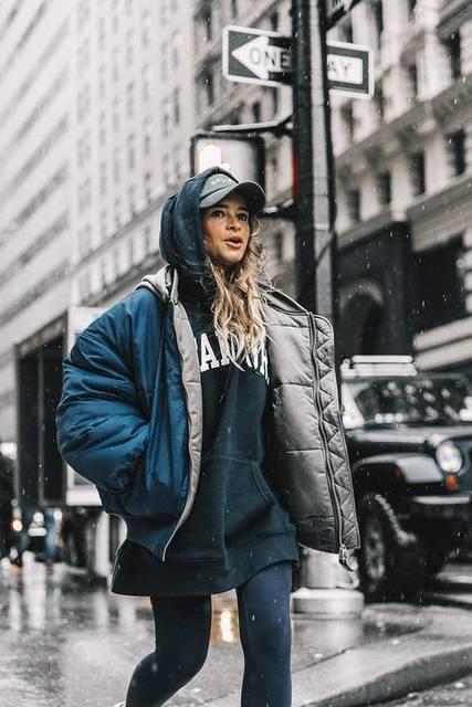 Street Style #NYFW / Día 2 | あなたは素晴らしい、ファッション レディース、冬休み (47999)