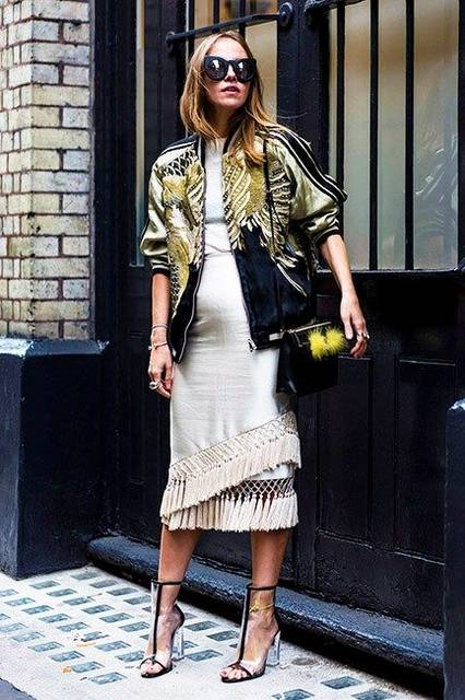 Street Style London Fashion Week Spring 2016 Day 1 - Image 5 | street styling | Pinterest | スカ、ファッションアイデア、春夏 (48358)