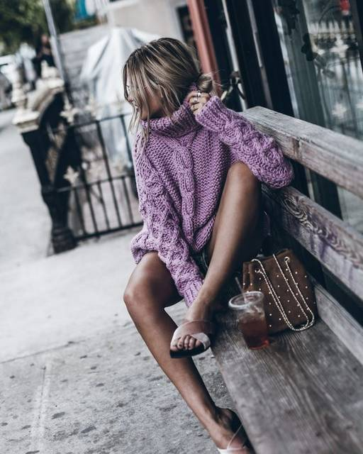 PINK KNIT » mikuta.nu | Everyday style I love! | Pinterest (48447)