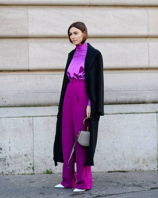 The Best Street Style from Paris Fashion Week | ロンドン、パリ、レディース ファッション (48452)