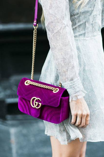 Gucci Marmont Velvet Crossbody Bag | Handbags | Pinterest | グッチのバッグ、グッチ、バッグ (48456)