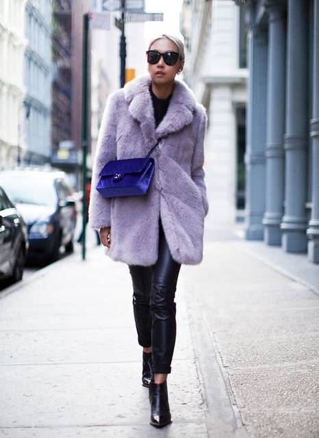 The 14 Most Stylish Outfits We've Seen All Season | すき、コート、ファッションアイデア (48470)